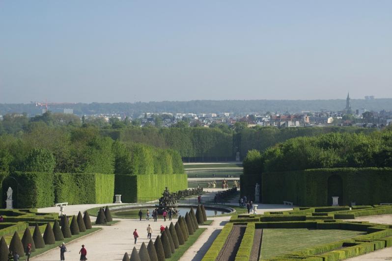 versaille-gardens