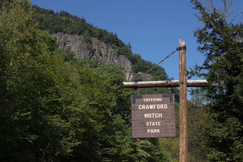 crawford-notch-sign
